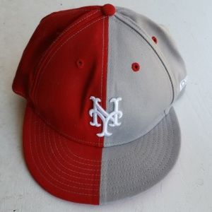 New York Mets Fitted Hat